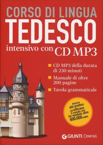 Corso di Lingua - Tedesco Intensivo con CD