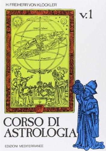 Corso di Astrologia - Volume 1