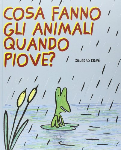 Cosa Fanno gli Animali Quando Piove?