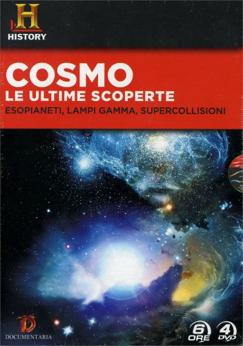 Cosmo: le Ultime Scoperte - Cofanetto 4 DVD