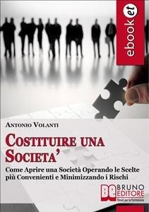 Costituire una Società (eBook)