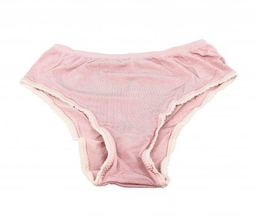 Mutanda Coulotte Vita Bassa - Color Rosa Antico