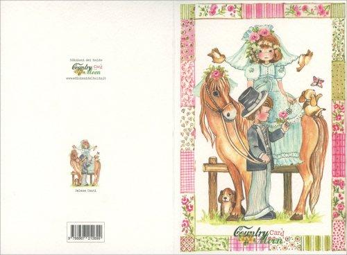 Countrycard - Moon Matrimonio a Cavallo