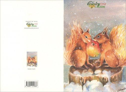 Countrycard - Moon Scoiattoli