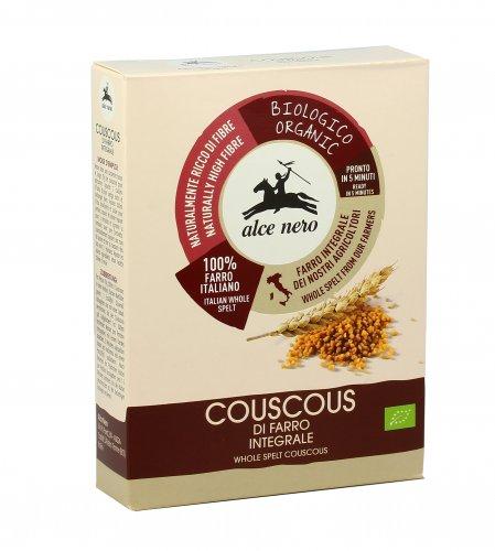 Couscous di Farro Integrale Biologico