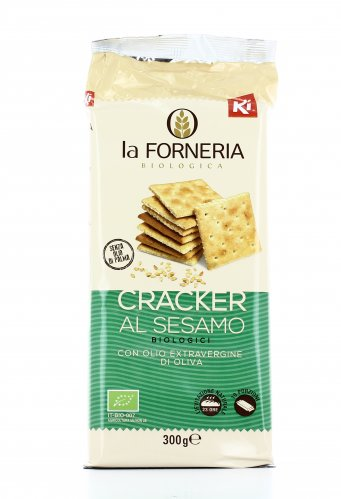 Cracker al Sesamo