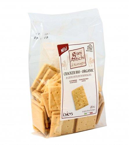 Cracker Bio ai Grani Antichi di Romagna
