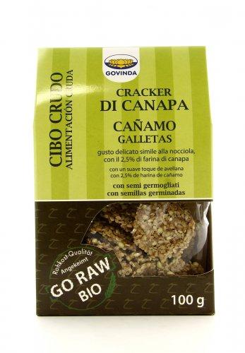 Cracker di Canapa