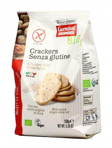 Crackers Bio Senza Glutine