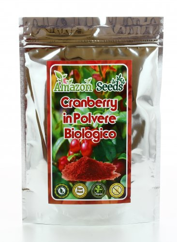 Cranberry in Polvere Bio