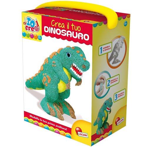 Pasta da Modellare - Crea il Tuo Dinosauro