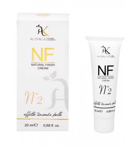 Crema Fondotinta NF - Effetto Seconda Pelle