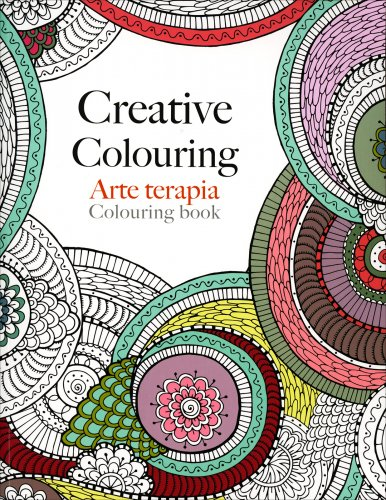 Creative Colouring - Arte Terapia