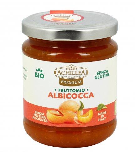 Crema di Frutta all'Albicocca Bio - FruttoMio