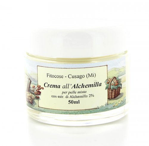 Crema all'Alchemilla