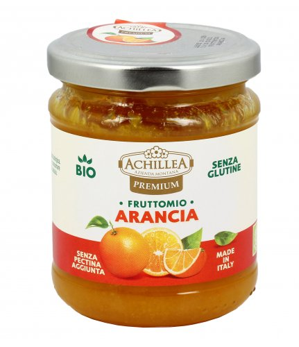 Crema di Frutta all'Arancia Bio - FruttoMio