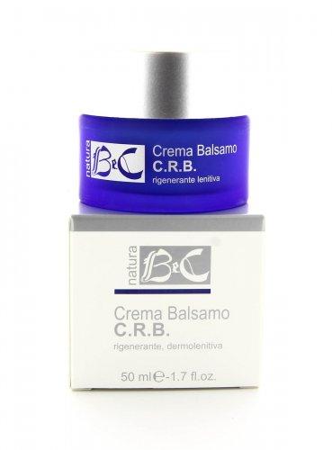 Crema Balsamo C.R.B. - Rigenerante e Dermolenitiva