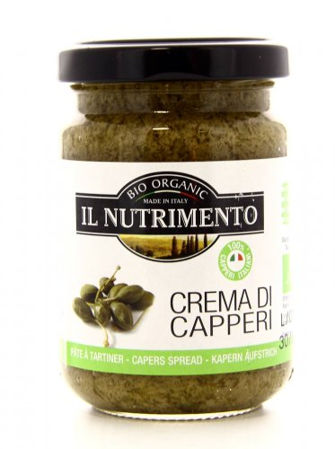 Crema di Capperi Bio Italiana