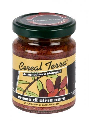 Crema Bio di Olive Nere