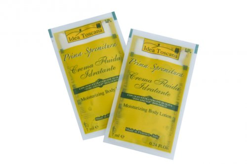 Crema Fluida Idratante - 7 ml.