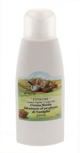 Crema Fluida Idratante al Profumo di Muschio Bianco