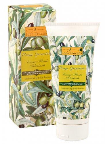 Crema Fluida Idratante - 200 ml.