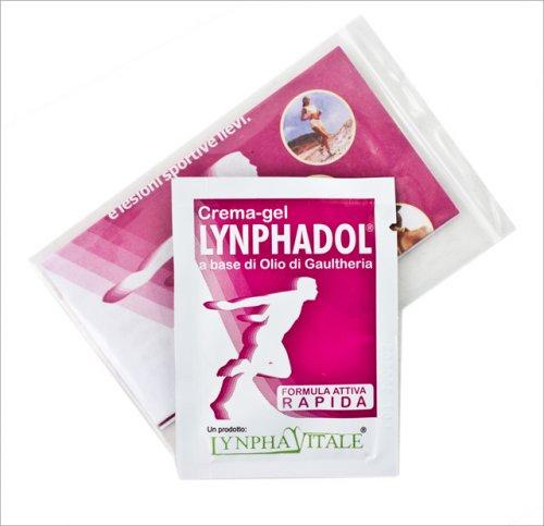 Lynphadol Crema Gel a Base di Olio di Gaultheria - 5 ml.