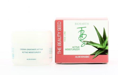 Crema Idratante Attiva Viso - 50 ml.