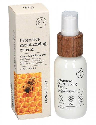 Crema Idratante Intensiva al Miele