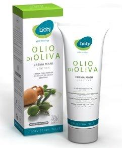 Crema Lenitiva per le Mani all'Olio di Oliva