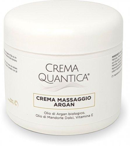 Crema Quantica Massaggio Argan Biologica