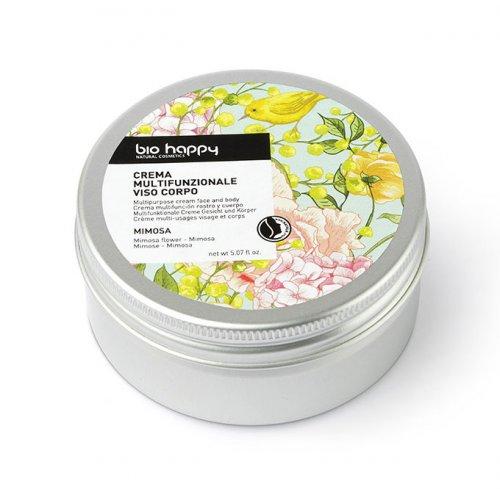 Crema Multifunzionale Viso e Corpo alla Mimosa
