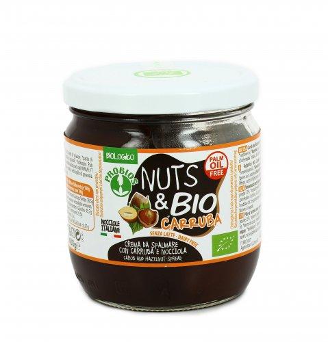 Crema di Nocciola e Carruba - Nuts & Bio