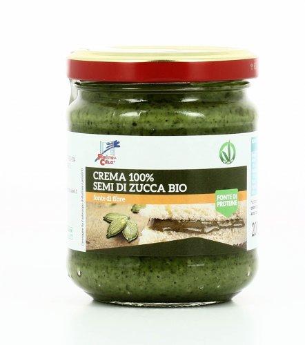 Crema 100% Semi di Zucca Bio