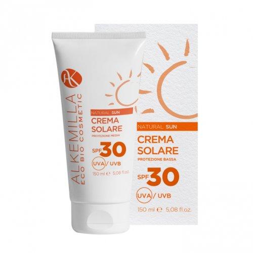 Crema Solare Protezione Media - Spf 30