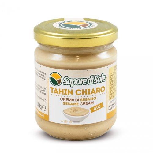 Crema di Sesamo Bio - Tahin Chiaro