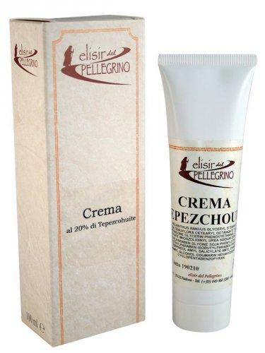 Crema al 20% di Tepezcohuite