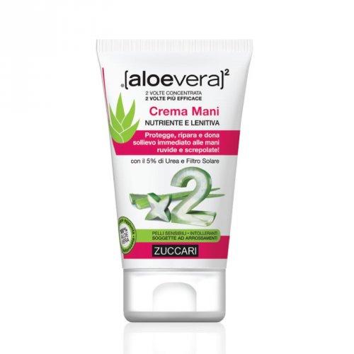 Crema Mani Nutriente e Lenitiva - Aloevera2