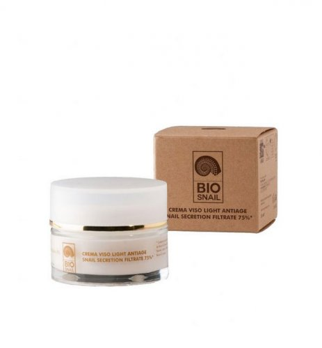 Crema Viso Antiage Bava di Lumaca - Snail Secretion Filtrate 75%