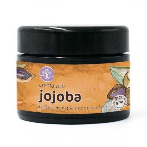 Crema per il Viso alla Jojoba