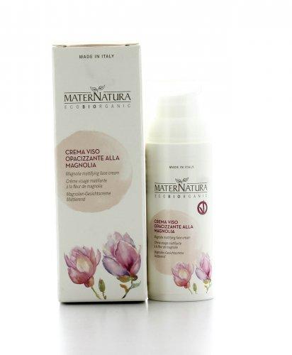 Crema Viso Opacizzante alla Magnolia