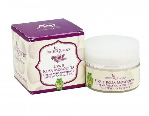Crema Viso - Uva e Rosa Mosqueta