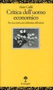 Critica dell'Uomo Economico