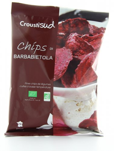 Chips di Barbabietola