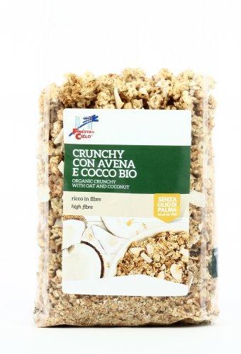 Crunchy con Avena e Cocco Bio