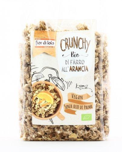 Crunchy Bio di Farro all'Arancia