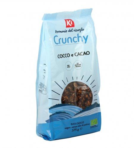 Crunchy con Cocco e Cacao