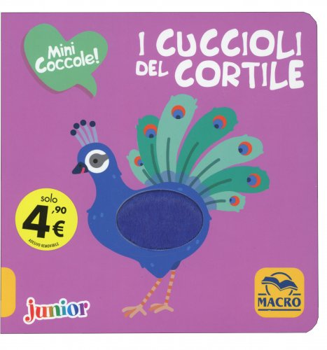 Mini Coccole - I Cuccioli del Cortile
