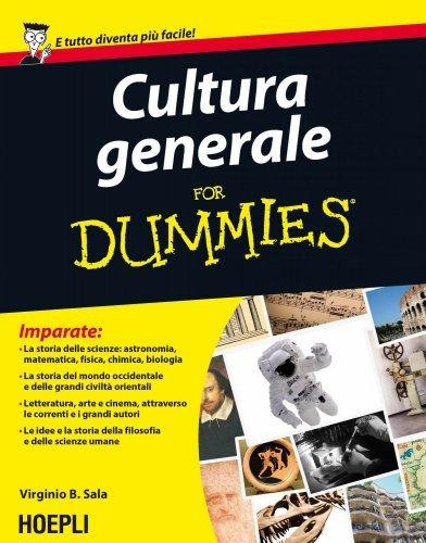 Cultura Generale for Dummies (eBook)
