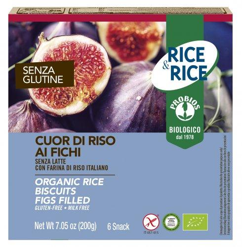 Rice & Rice - Cuor di Riso ai Fichi